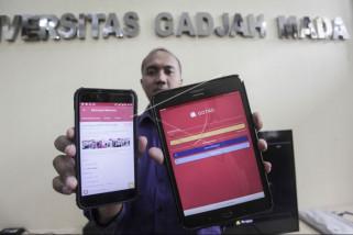 UGM meluncurkan aplikasi informasi posko korban bencana