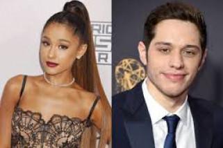 Penyanyi Ariana Grande bertunangan dengan Pete Davidson