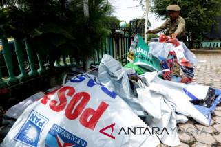 Area steril  alat peraga kampanye Pemilu 2019 di Yogyakarta bertambah