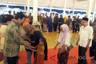 Ribuan warga Yogyakarta hadiri