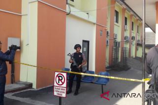 RS Bhayangkara Yogyakarta dijaga ketat aparat kepolisian