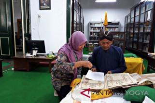 Aleksa-Perpustakaan Keraton Yogyakarta jajaki kerja  sama