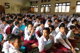 SMP di Yogyakarta pastikan tidak ada kekerasan pada pengenalan sekolah