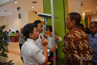 Ratusan siswa bersaing di OPSI Yogyakarta