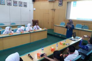 BUMN HADIR - 23 Peserta SMN Kalteng kunjungi UGM