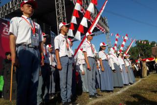 BUMN HADIR- BUMN merayakan HUT ke-73 RI di Kulon Progo (Video)