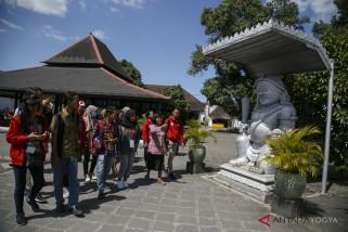 BUMN HADIR- SMN Kalteng mempelajari sejarah Kesultanan Yogyakarta