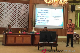 Yogyakarta siapkan ruang pintar untuk dukung