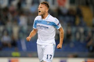 Lazio menang tipis 2-1 atas Apollon Limassol