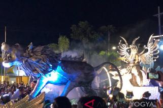 Karnaval Wayang cirikan Yogyakarta kota budaya untuk tarik turis