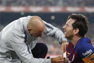 Dua pemain andalan Bercelona siap gantikan posisi Messi