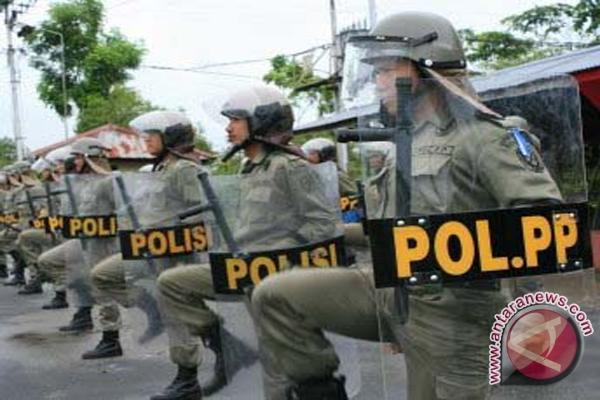 Satpol PP Tingkatkan Patroli Cegah Tindak Mesum di Taman