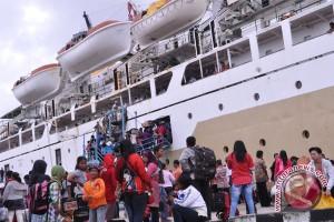 Penumpukan Penumpang Di Pelabuhan Sampit Berhasil Dicegah