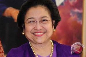 Megawati Tidak Gelar 'Open House', Tapi Pejabat Berdatangan
