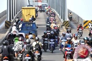 Jembatan Bajarum Ditargetkan Operasional 10 Februari