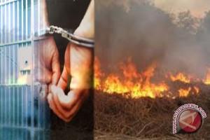 Warga Desa Lempuyang Ditangkap Akibat Diduga Membakar Lahan