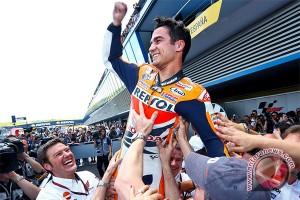 Dani Pedrosa Akhirnya Raih Kemenangan GP Spanyol 2017