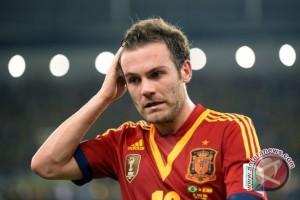 Hadapi Pertandingan Kualifikasi Piala Dunia, Spanyol Coret Juan Mata, Ada Apa?