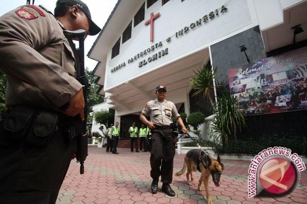 Berkembang Isu SARA, Ternyata! Pembakar Gereja di Maliku Diduga Orang Gila