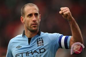 Zabaleta Tinggalkan Manchester City Akhir Musim Ini