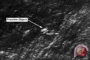 Kapal Norwegia Sudah Di Area Puing Terduga MH370