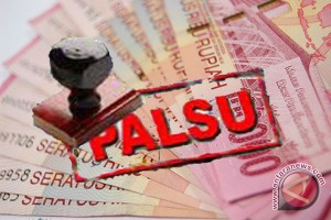 Polres Lamandau Tangkap Pemilik Uang Palsu Rp14,8 Juta