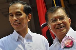 Presiden dan Wakil Presiden Bayar Zakat Melalui BAZNAS