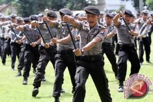 Pendukung HTI Demo, Polisi Langsung Bubarkan