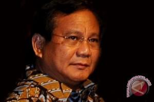 "Prabowo Tidak Gelar 'Open House"" Lebaran"