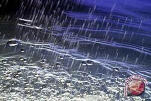 Sampit Berpotensi Hujan Saat Imlek