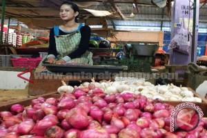Harga bahan pangan di Palangka Raya melonjak