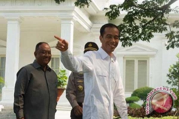 Presiden Jokowi Bertolak ke Sulut Hadiri Natal Bersama Nasional