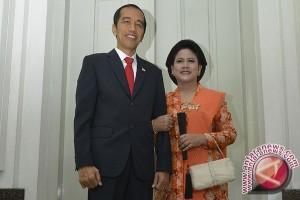 Presiden Mudik ke Solo Kunjungi Keluarga Besarnya