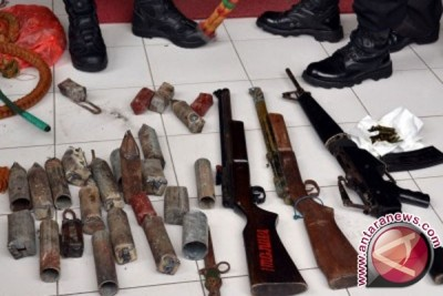 Tekan Angka Kriminalitas, Polres Kotim Gencar Razia Senpi Ilegal