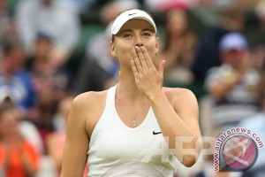 Hukuman Sharapova Dikurangi, Sponsor Berdatangan Lagi