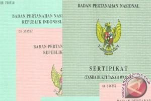 Legislator: BPN Jangan Salahkan Masyakarat Terkait Sertifikat