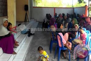 1.224 KPM Di Barsel Menerima Program Keluarga Harapan