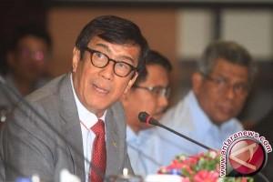 Menkumham Tegaskan Pemerintah Tidak Sadap Telepon SBY