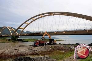 Desain Jembatan Mentaya Dikaji Ulang