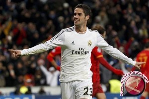 Real Madrid Raih Kemenangan Kandang Pertama Usai Kalahkan Espanyol