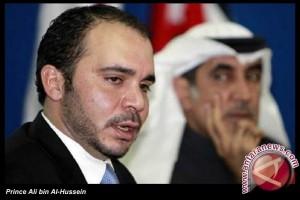 Putra Raja Hussein Siap Melawan Blatter Terkait Kepresidenan FIFA