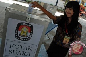 Legislator : KPU Gagal Tingkatkan Partisipasi Pemilih Pilgub