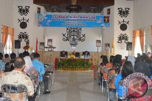 Lamandau Raih Juara I Lomba  Kadarkum Provinsi Kalteng