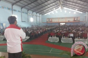 Rakersus Kader PDIP Untuk WIBAWA