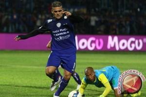 Arema Cronus Kalahkan Bali United