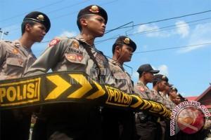 Polres Barsel Tambah Personel Amankan TPS Rawan