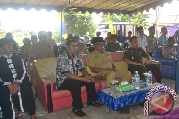 PWI Barito Selatan Adakan Maulid Nabi