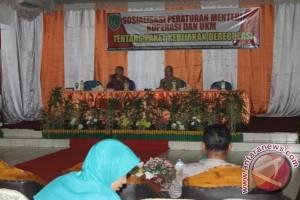 Sukamara Jadi Kabupaten Pertama Sosialisasi Permen Koperasi-UKM