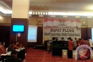 KPU Pastikan Penetapan Rekapitulasi Pilkada Kalteng Sah