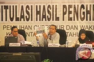 Saksi Pertanyakan Keterlibatan Anak Ketua KPU Dalam Timses Pilgub